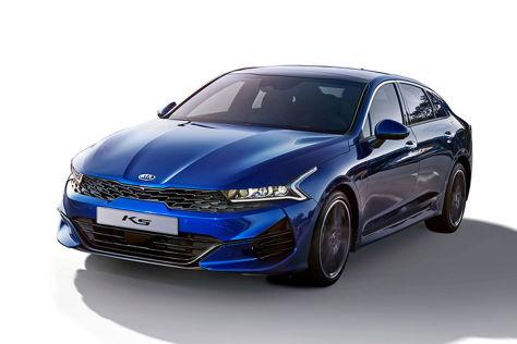 Kia Optima (2020): Motoren, GT, Automatik