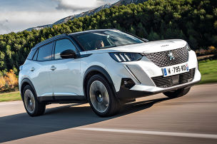 Peugeot e-2008: Test, Motor, Preis