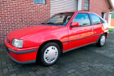 Opel Kadett E GSi zu verkaufen