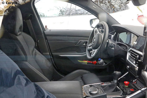 BMW M3 (2020): Handschaltung, Heckantrieb, Allrad