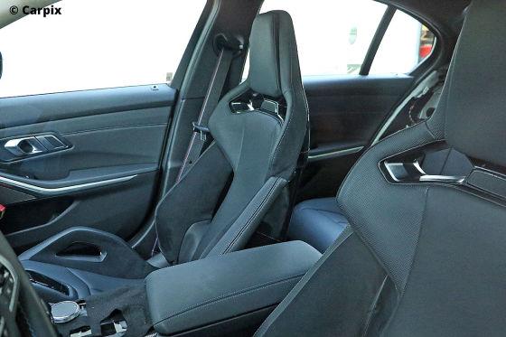 BMW M3 mit Handschaltung gesichtet!