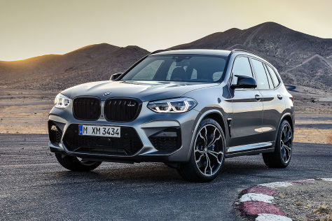 BMW X3 M Competition: Leasing, Preis