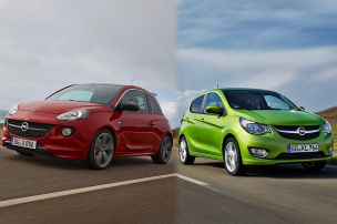 Kleiner Opel, gro�e �berraschung