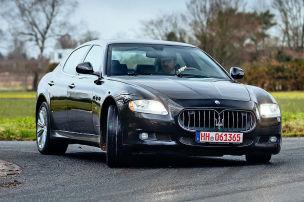 Maserati Quattroporte S: Gebraucht-Test