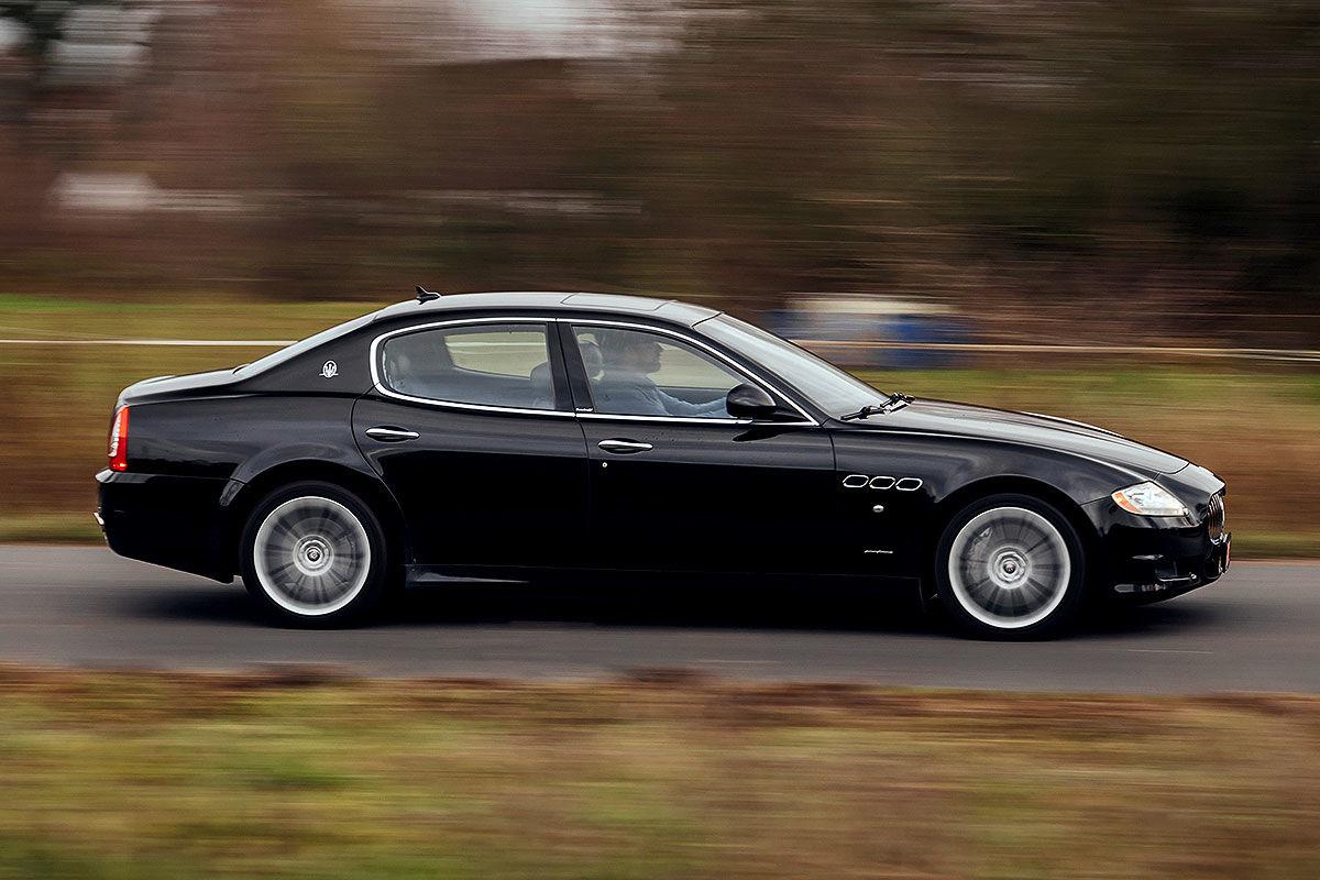 Gebrauchtwagen-Test Maserati Quattroporte S