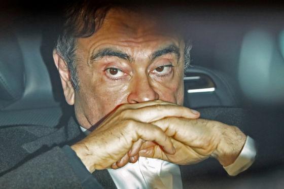 Die irre Flucht des Ex-Renault-Chefs