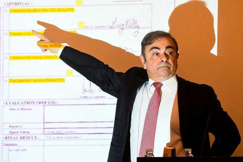 Ex-Renault-Boss Ghosn in den Libanon geflohen