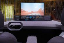 Transparentes Display von Audi (2020): CES, OLED, Kino