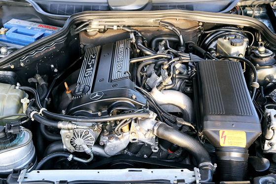 Mercedes 190 2.5-16 Evo II Nr. 276