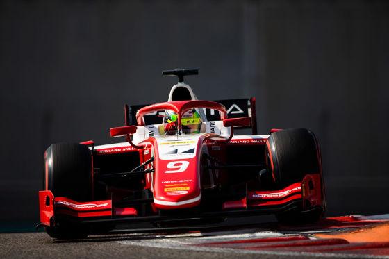 Ferrari macht Druck auf Schumi jr.