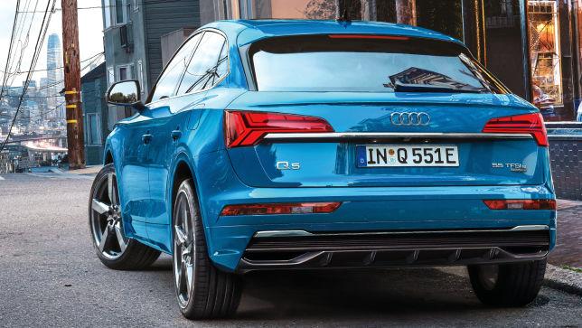 Neues SUV-Coupé von Audi