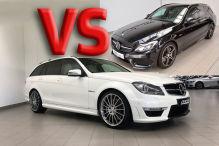 Mercedes C 63 oder C 450 AMG?