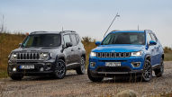 Jeep Compass vs. Jeep Renegade