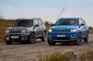 Jeep Compass vs. Jeep Renegade