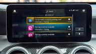 Mercedes me: Bezahlservice beim Parken