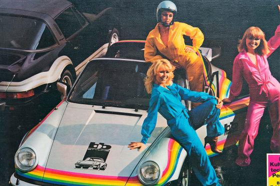 Der 911, den Porsche sich nicht traute