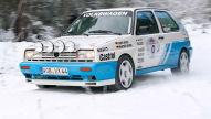 VW Golf 2 G60 Rallye: 4x4, Weber/Hiemer