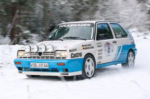 Der sportlichste Rallye-Golf ist wieder da
