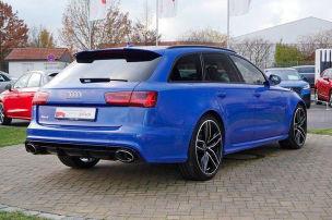 Seltener 600-PS-Audi zu verkaufen
