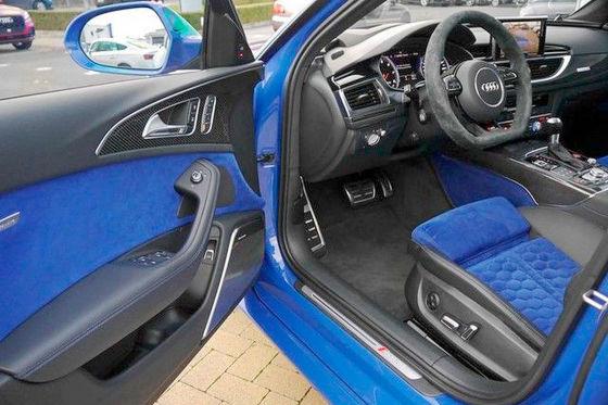 Seltener Power-Audi zu verkaufen