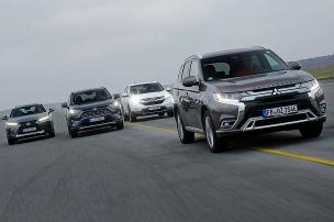Was taugt Hybrid im SUV?