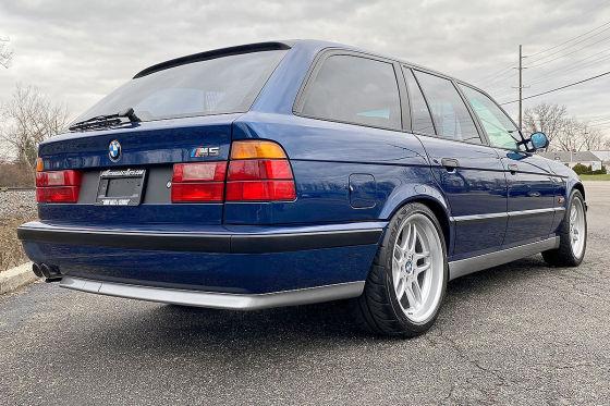 BMW M5 Touring (E34) von 1994: zu Verkaufen