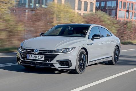 VW Arteon R-Line Edition: Limitiertes Sondermodell