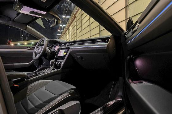 VW legt Arteon als Sondermodell auf