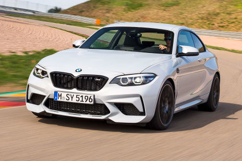 BMW M2 Competition: Leasing-Angebot
