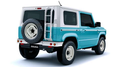 Suzuki Jimny DAMD (2020)