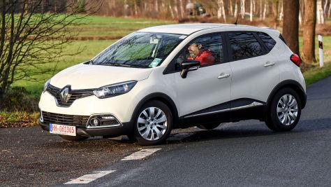 Renault Captur: Gebrauchtwagen-Test