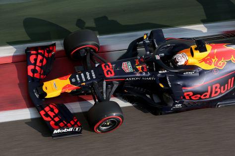 Formel 1: Neuer Verstappen-Vertrag