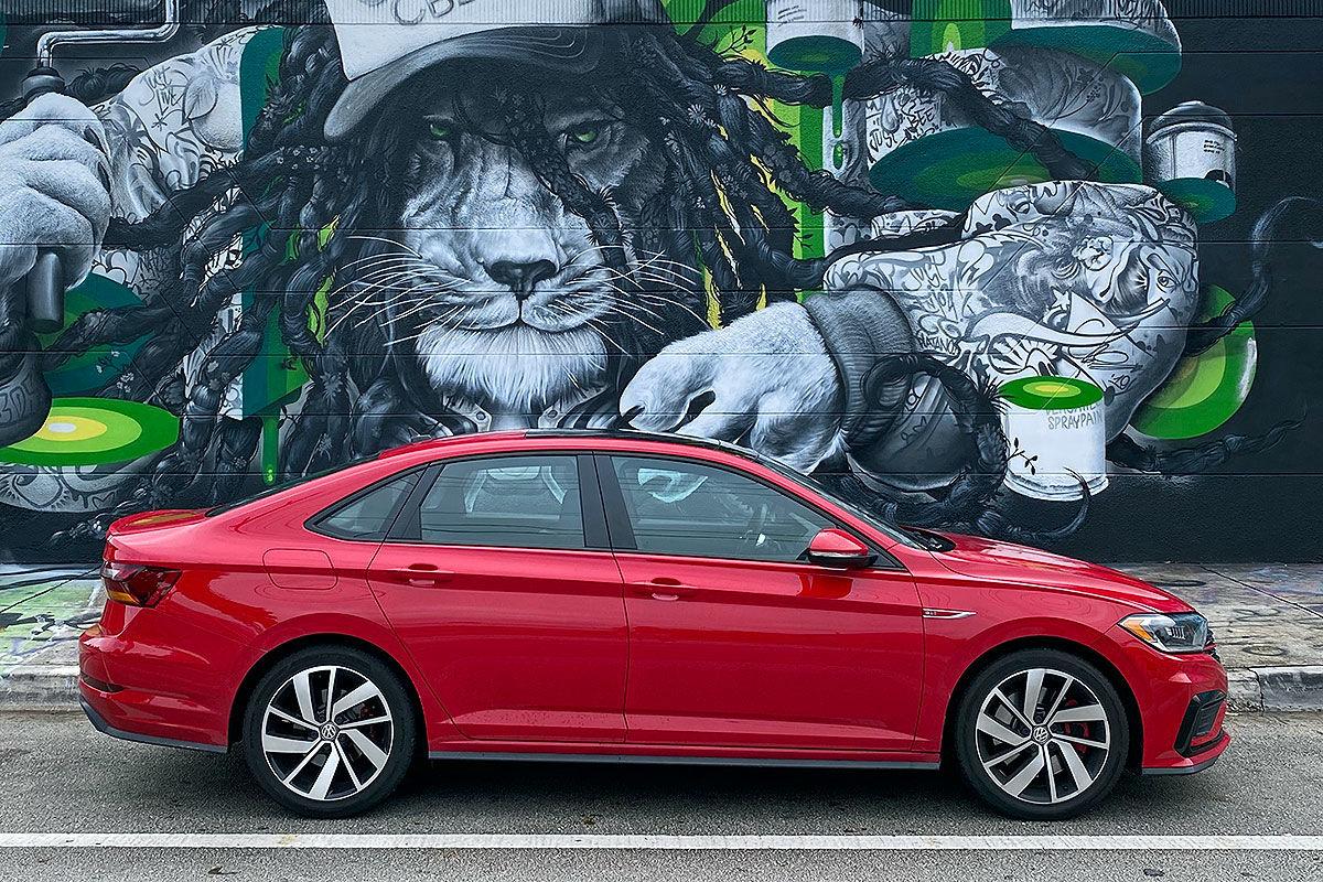 Bildergalerie VW Jetta GLI (2020)