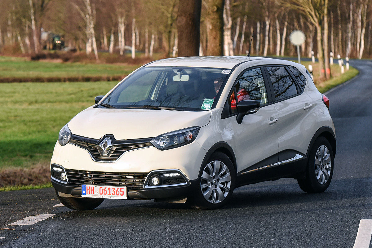 Gebrauchtwagen-Test Renault Captur