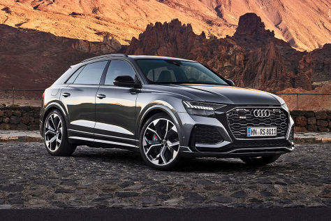 Audi Rs Q8 Im Test Dieses Extrem Suv Macht Fassungslos Autobild De