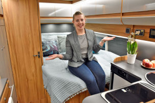 Affinity Camper Van mit Vollausstattung