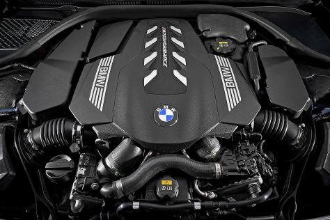 BMW Motoren: V12 wird gestrichen, Benziner bleiben