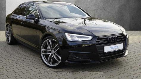 Audi A4: Motor, Leistung, Preis