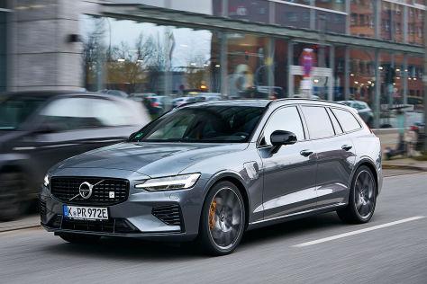 Volvo V60 Benziner Diesel Hybrid Welcher V60 Lohnt Sich Autobild De