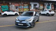 Toyota C-HR Benziner und Hybrid: Test und Kaufberatung