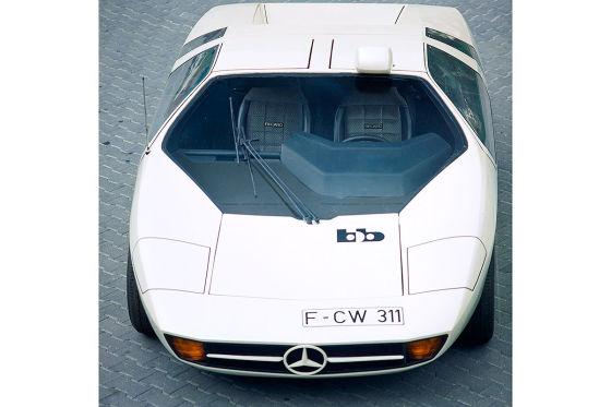 Er sollte den Mercedes 300 SL beerben