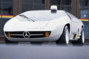 Vom CW 311 wusste Mercedes nichts
