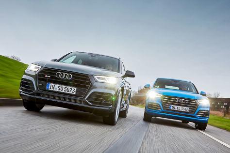 Audi Q5 Diesel Und Hybrid Welcher Q5 Lohnt Sich Fur Wen Autobild De