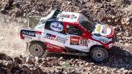 Rallye Dakar: Nach vier Etappen