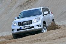 Toyota Land Cruiser 150: Gebrauchtwagen-Test