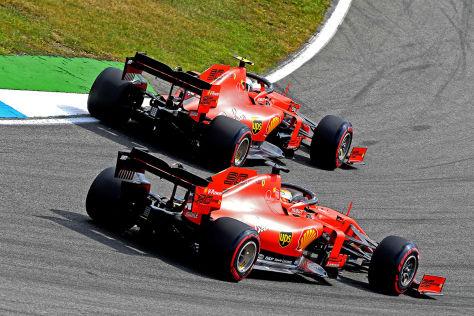 Wird der nächste Ferrari-Pilot eine Frau?