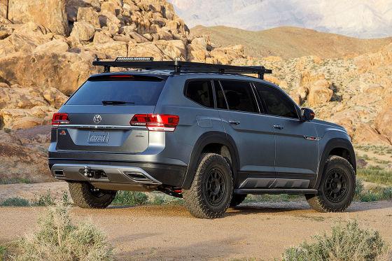 Bringt VW bald einen Offroad-Atlas?