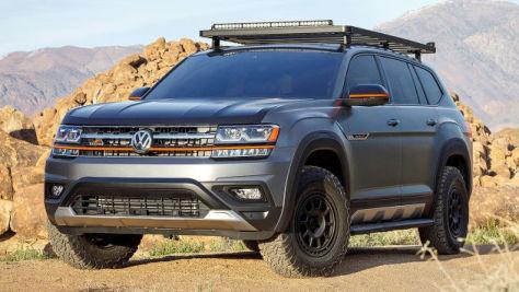 VW Atlas Basecamp (2020)