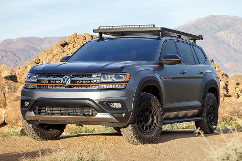 VW Atlas Basecamp (2020): Preis, Concept, Specs