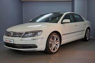 VW Phaeton mit 80.000 Euro Wertverlust